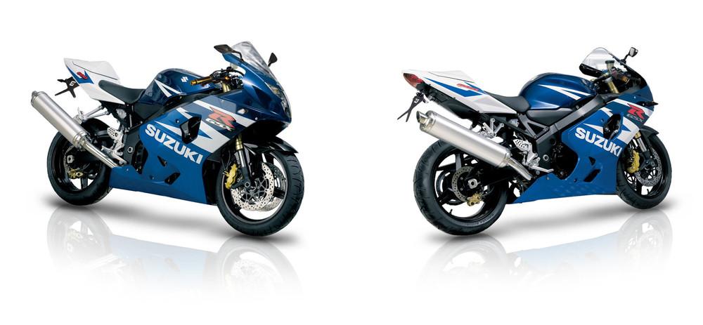 GSX R 600-750 04-05