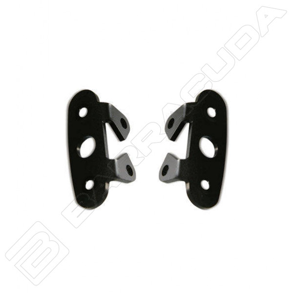 MIRROR ADAPTORS R6 FROM 2008 TO 2016 (pair)