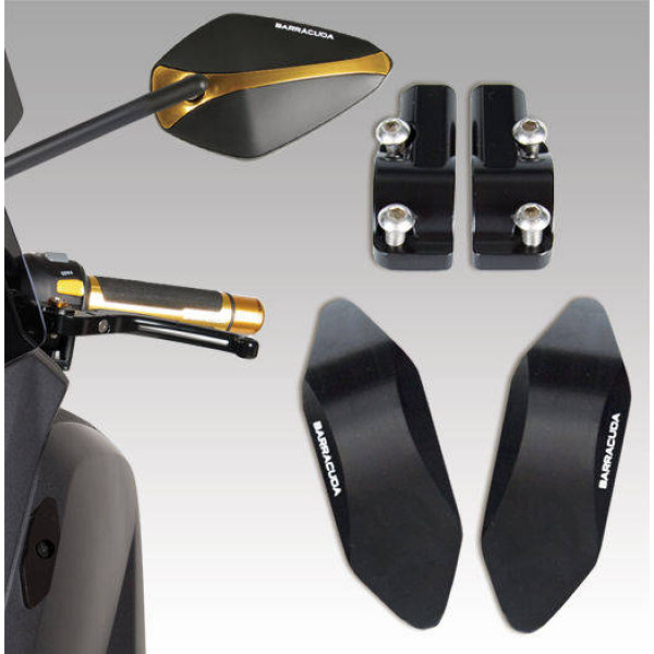 MIRROR ADAPTERS T-MAX 2012 (pair)